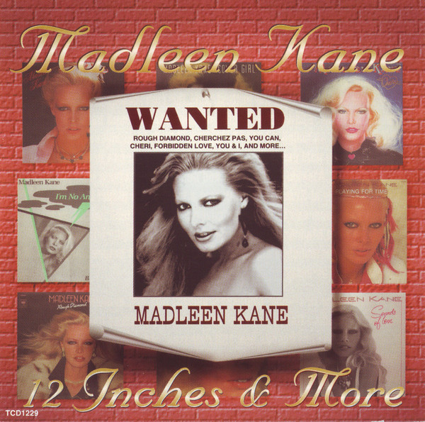 Madleen Kane - 12 Inches & More (1994)