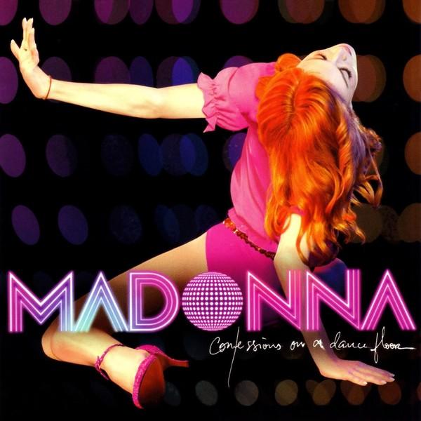 Madonna - Confessions on a dance floor 2005 альбом