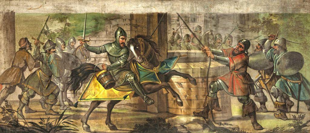 Битва за ведро: самая бессмысленная резня средневековья